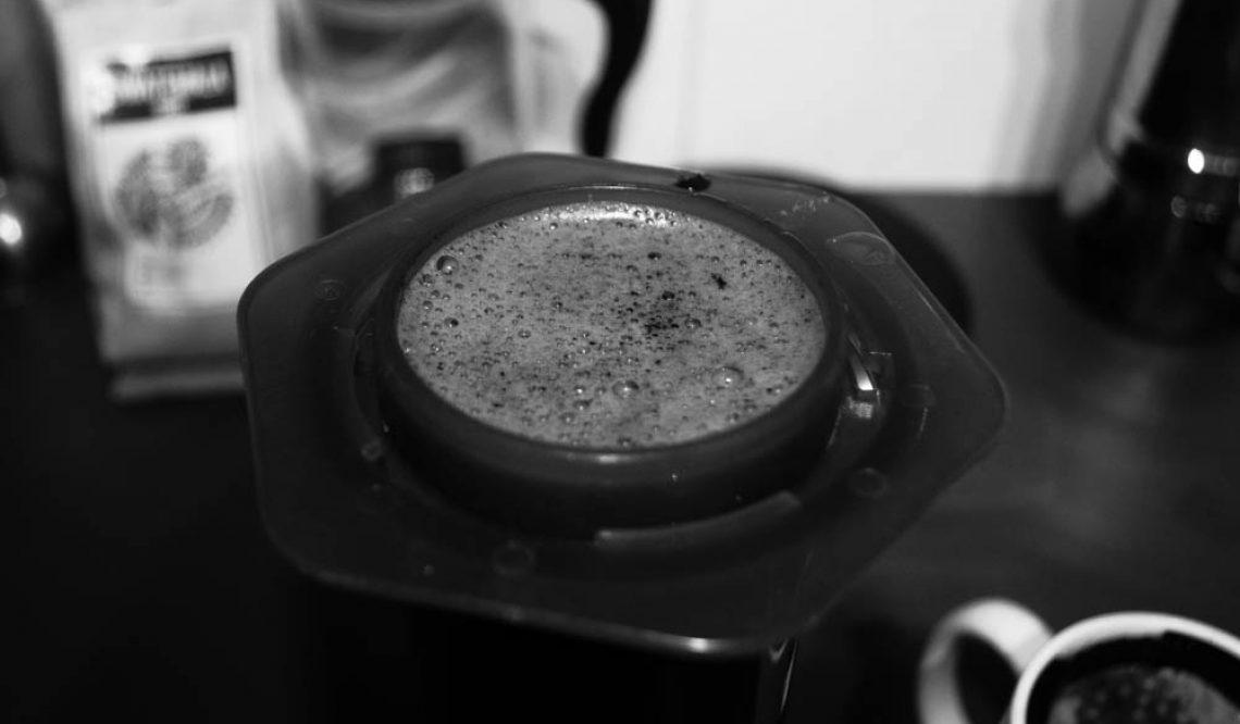 Odkrywanie Kawy : AeroPress