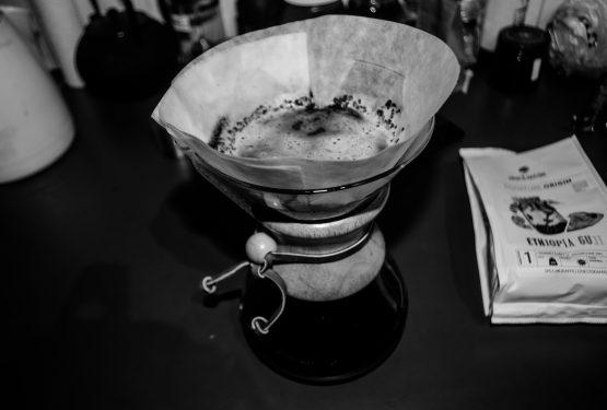 Odkrywanie Kawy : Chemex