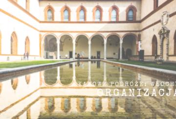 Kawowe Podróże: Włochy – Organizacja
