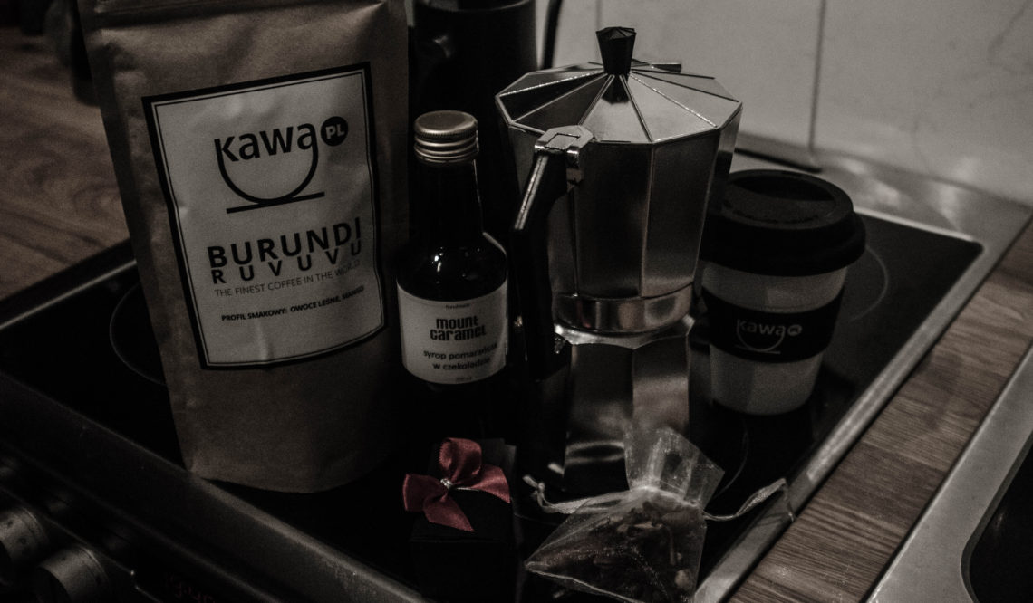 UNBOXING: Kawowe Walentynki