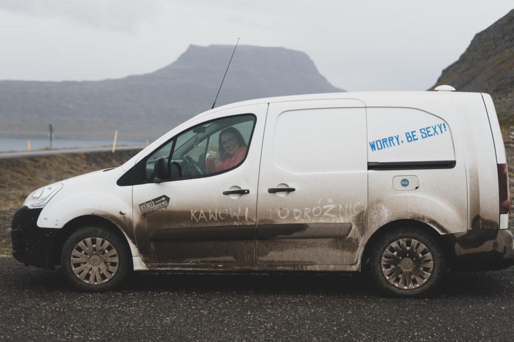 Kawowa Islandia